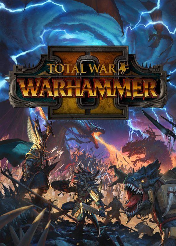 سی دی کی اریجینال استیم Total War: Warhammer II