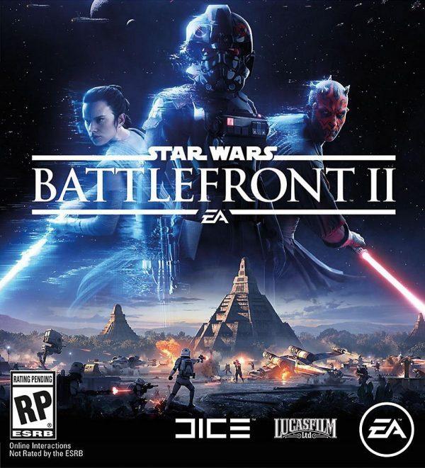 اکانت اریجینال بازی Star Wars Battlefront II | با ایمیل اکانت