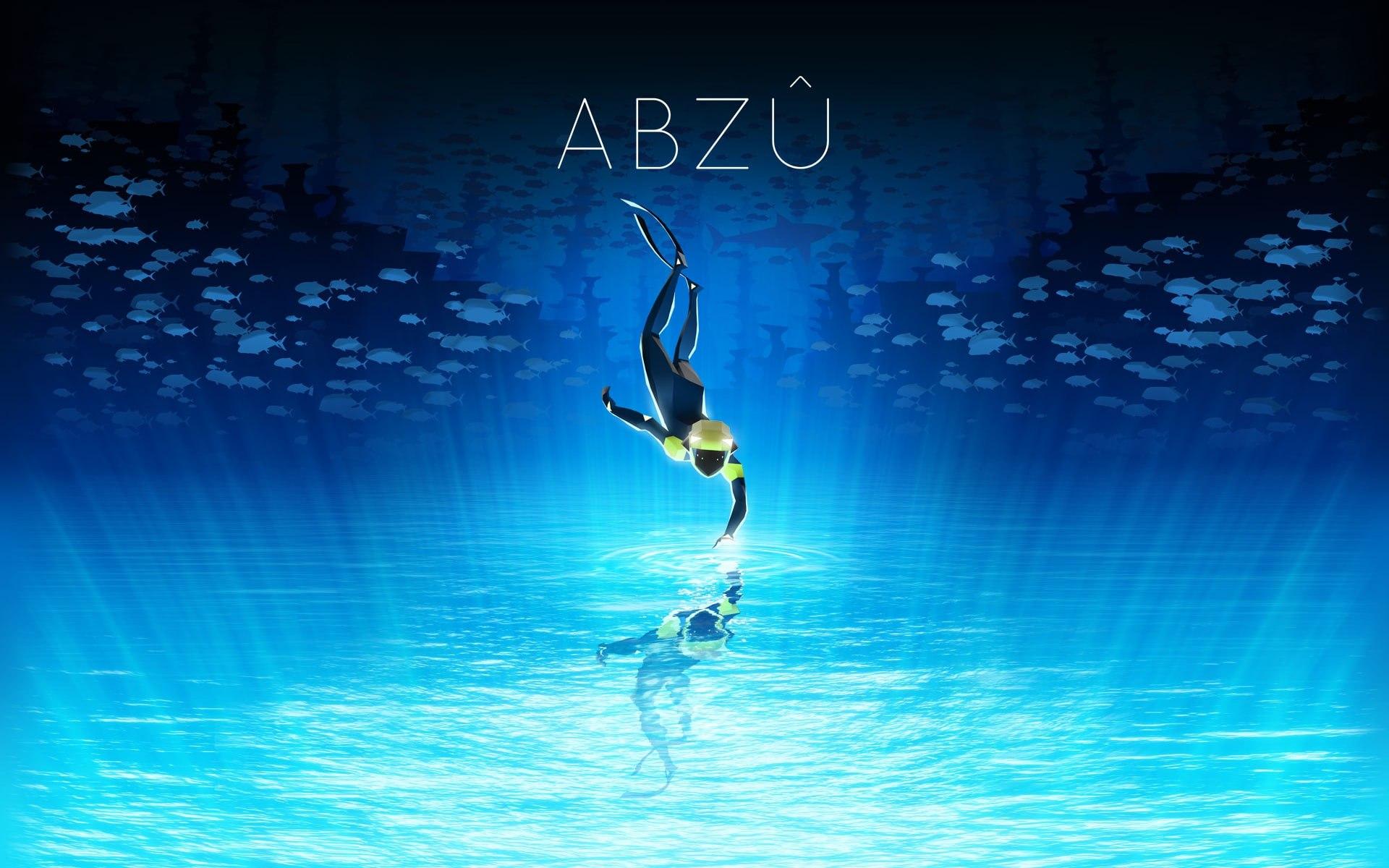 اکانت اریجینال PS4 بازی ABZU   ریجن اروپا و امریکا