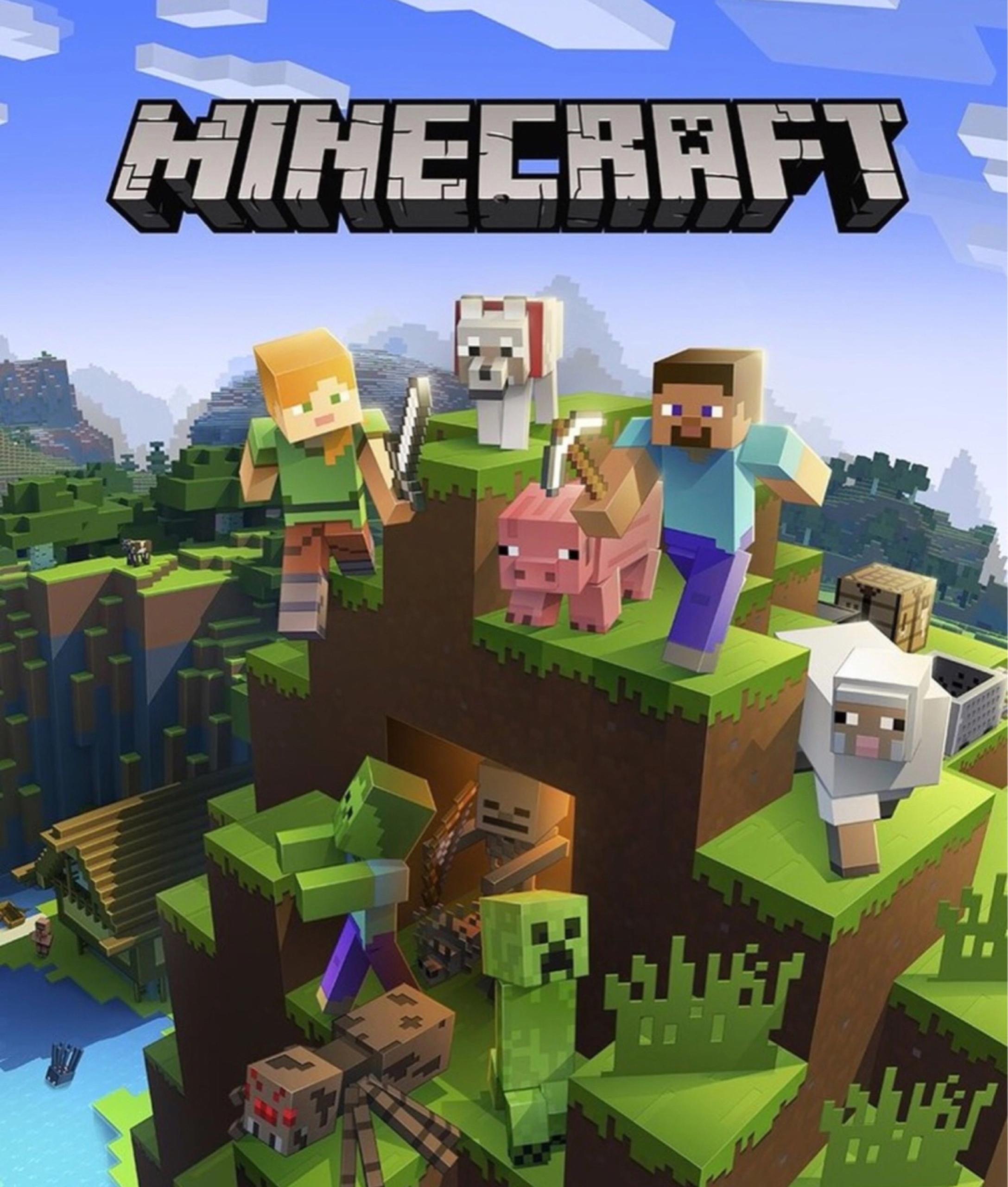 خرید اکانت بازی Minecraft Premium