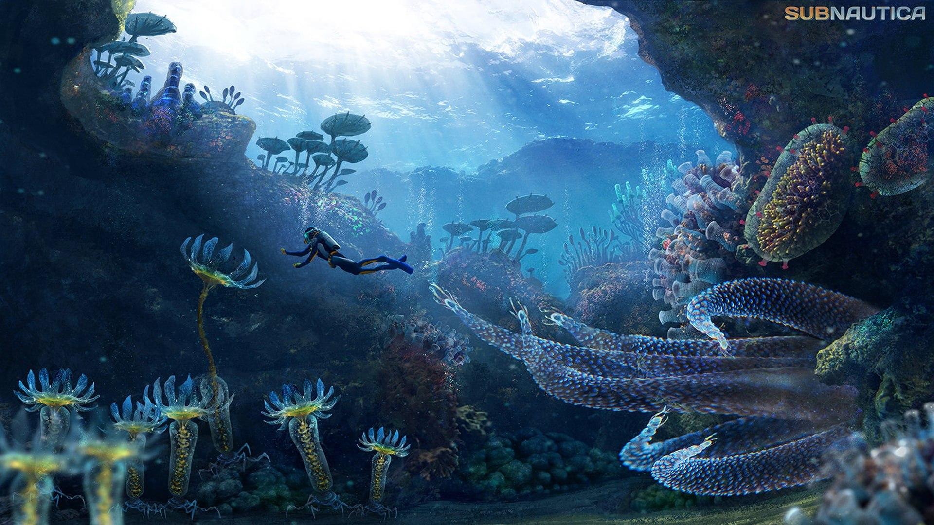 اکانت اریجینال PS4 بازی Subnautica   ریجن اروپا و امریکا