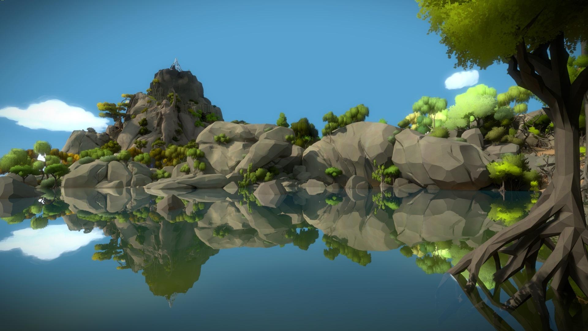 اکانت اریجینال PS4 بازی The Witness | ریجن اروپا و امریکا