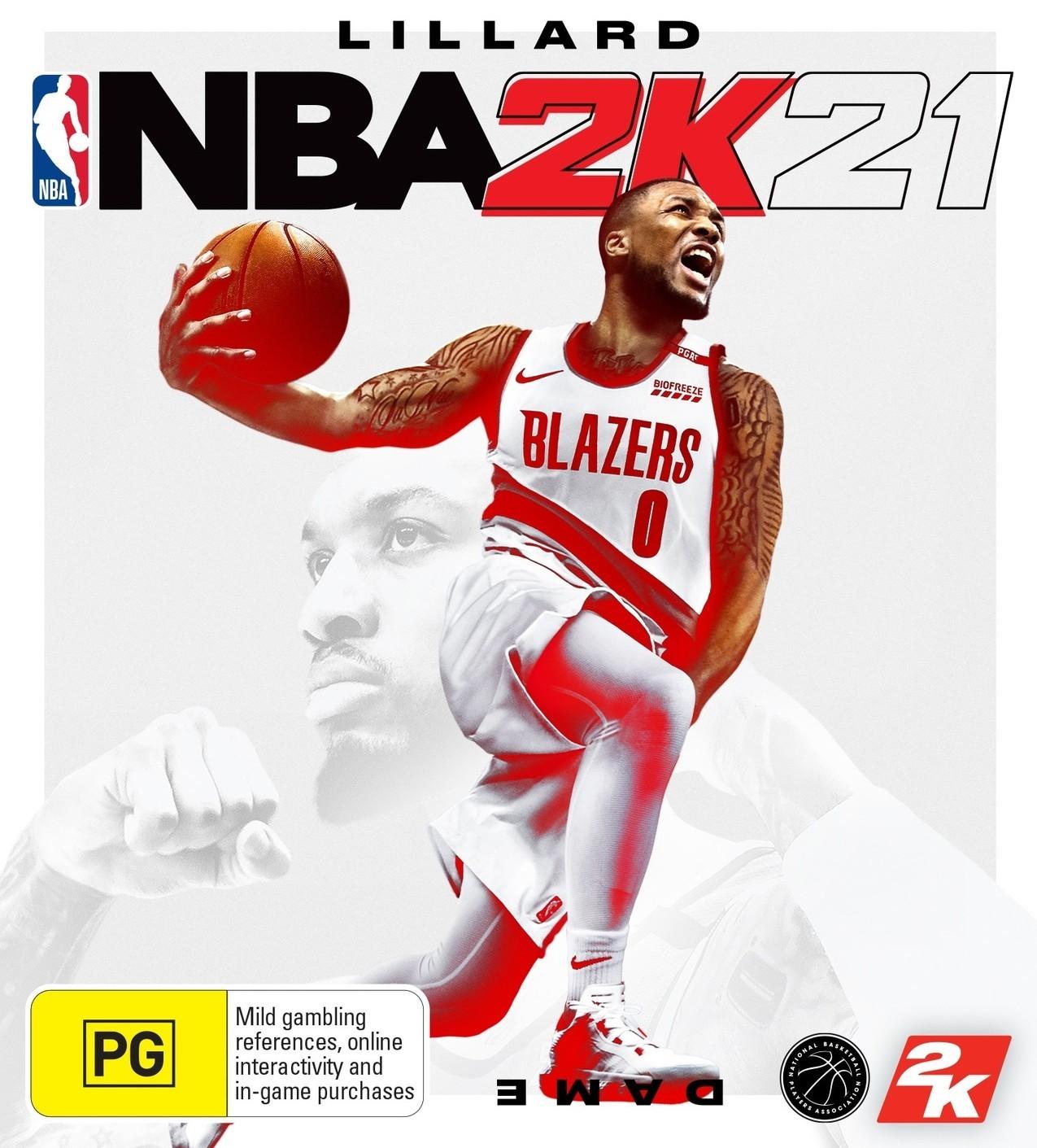 اکانت اریجینال بازی NBA 2K21 | با ایمیل اکانت
