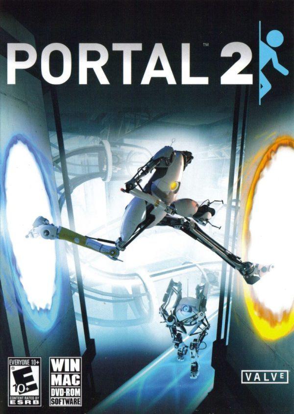 اکانت اریجینال استیم بازی Portal 2