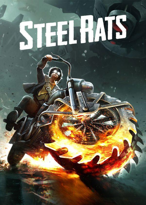 اکانت اریجینال استیم بازی Steel Rats | با ایمیل اکانت