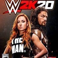 سی دی کی اریجینال استیم بازی WWE 2K20