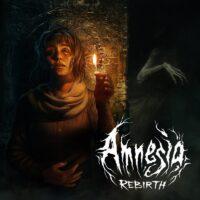 سی دی کی اریجینال استیم بازی Amnesia: Rebirth