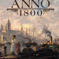 سی دی کی اریجینال یوپلی بازی Anno 1800