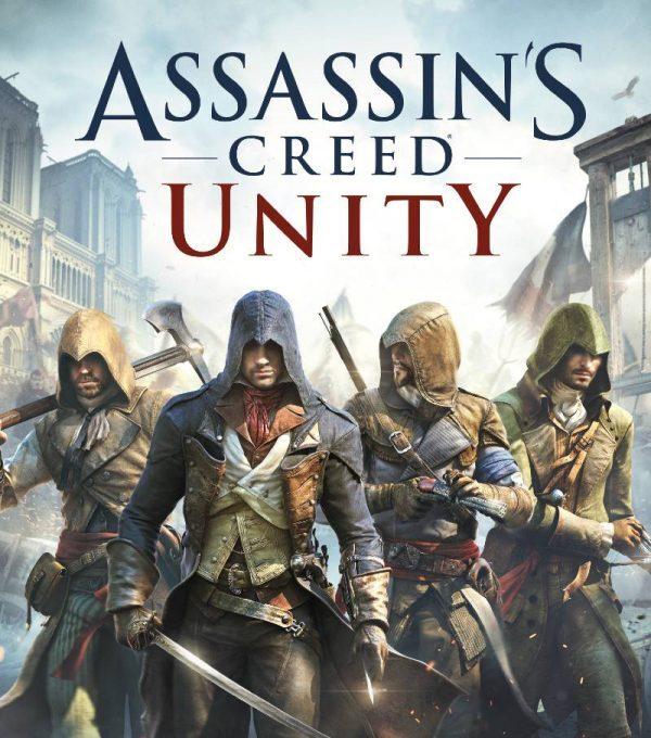 اکانت یوپلی بازی Assassins Creed Unity