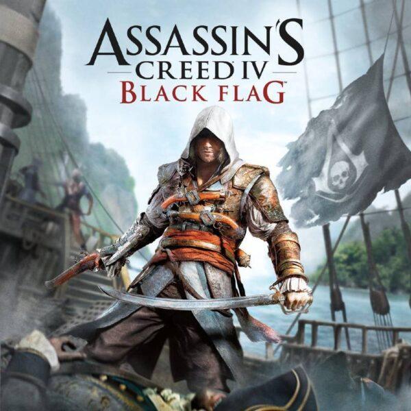 اکانت بازی Assassins Creed Black Flag