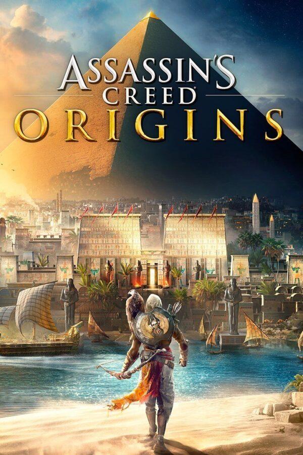 خرید اکانت بازی Assassins Creed Origins