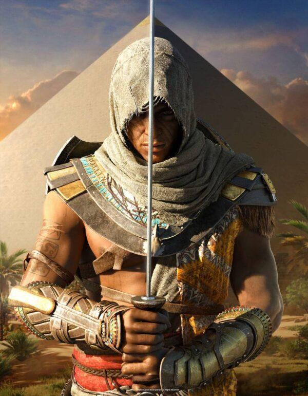 اکانت بازی Assassins Creed Origins + دسترسی به ایمیل
