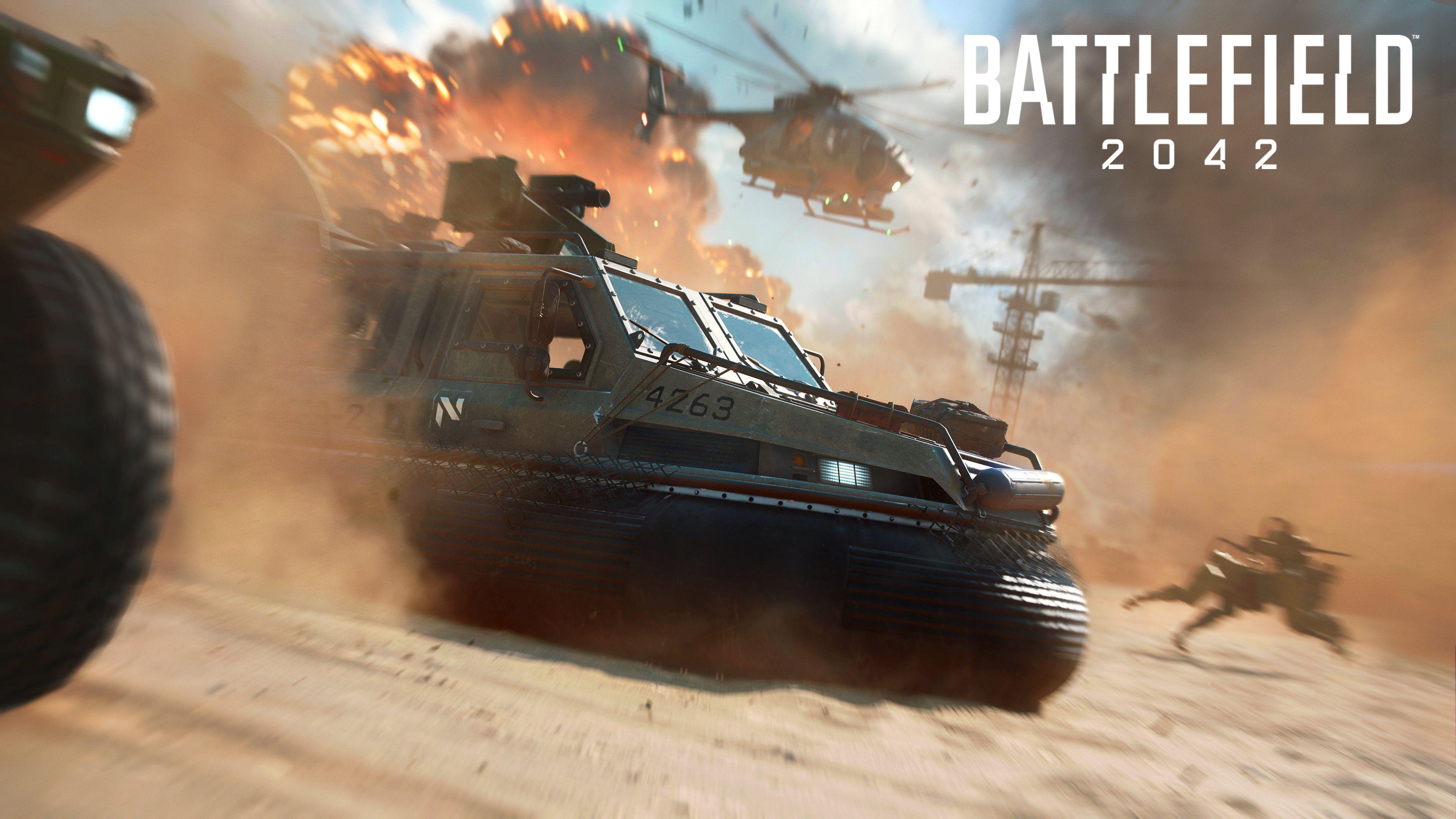 سی دی کی اریجینال بازی Battlefield 2042