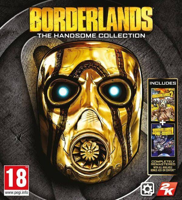 اکانت اریجینال بازی Borderlands The Handsome Collection | با ایمیل اکانت