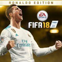 اکانت بازی FIFA 18 Ronaldo Edition