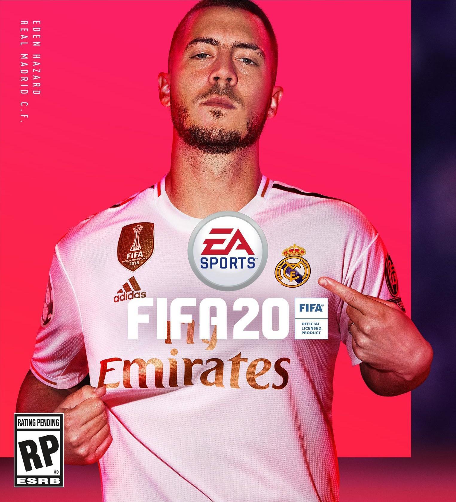 اکانت اشتراکی بازی FIFA 20