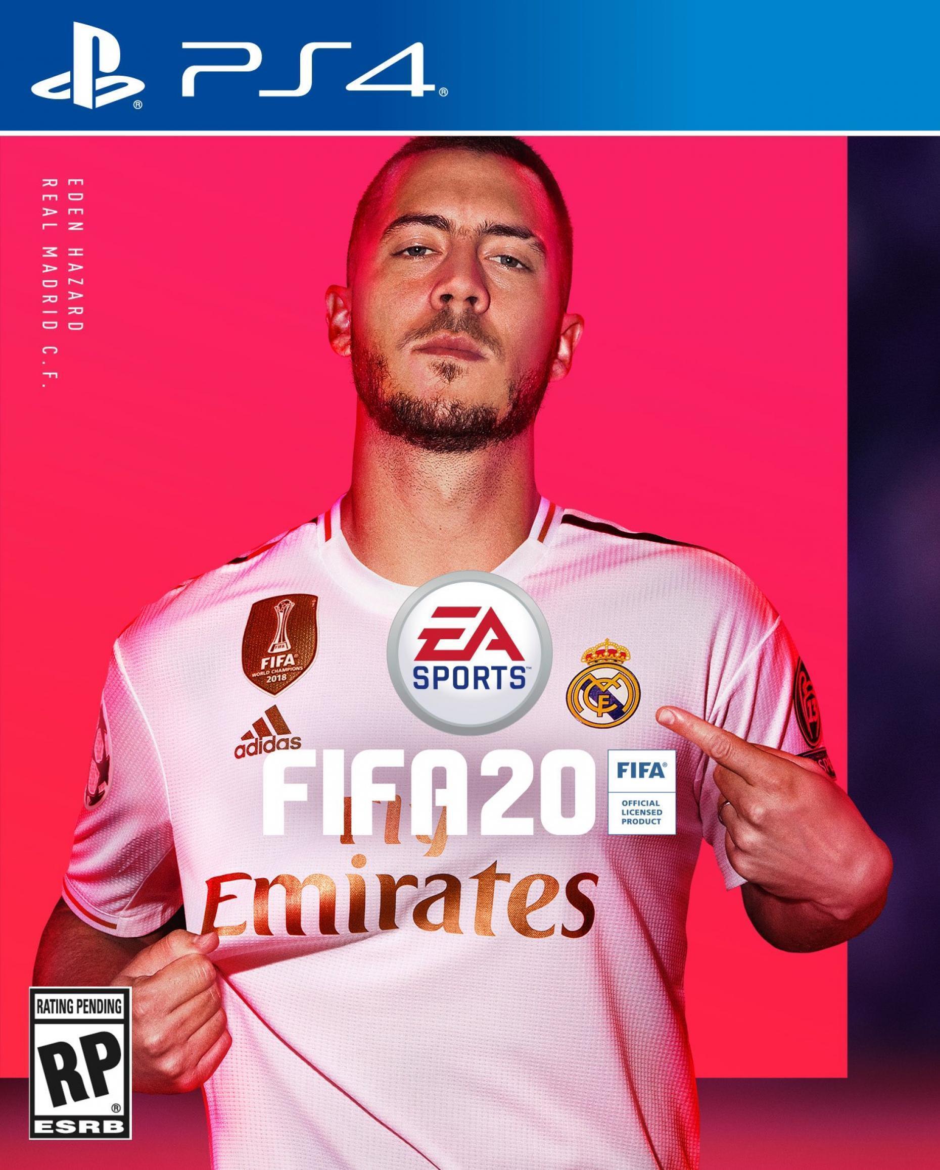 اکانت قانونی بازی FIFA 20 برای PS4 | ریجن 1