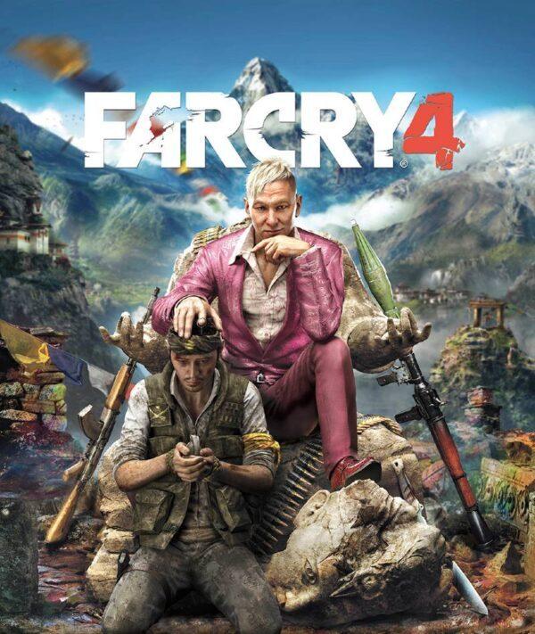 اکانت بازی Far Cry 4