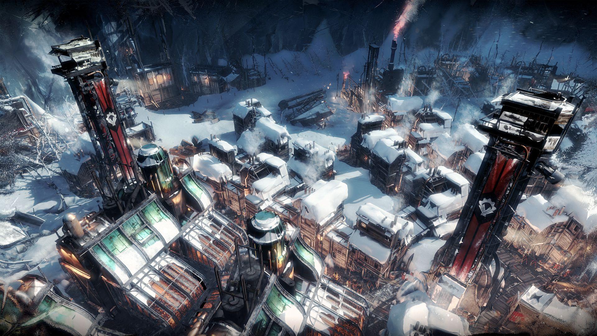 اکانت اریجینال بازی Frostpunk | با ایمیل اکانت