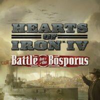 سی دی کی اریجینال استیم Hearts Of Iron IV: Battle For The Bosporus