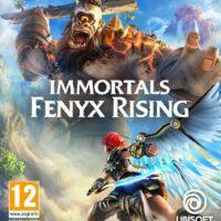 سی دی کی اریجینال بازی Immortals Fenyx Rising