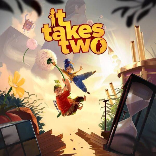 سی دی کی اریجینال بازی It Takes Two