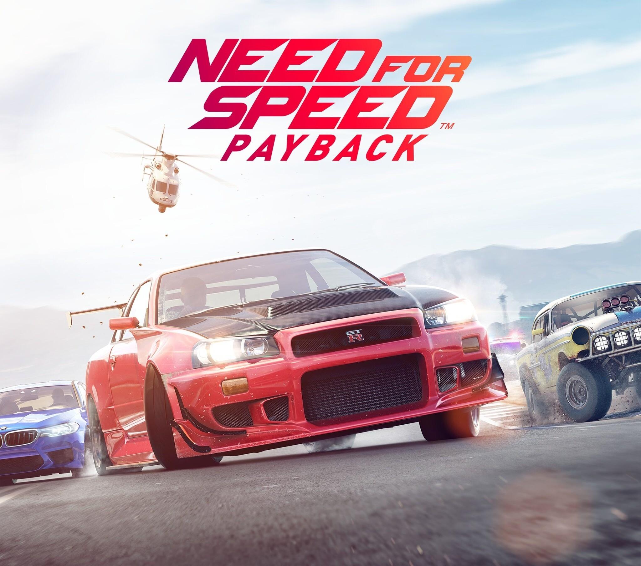 اکانت بازی Need For Speed Payback