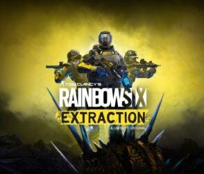 سی دی کی اریجینال بازی Tom Clancy's Rainbow Six Extraction