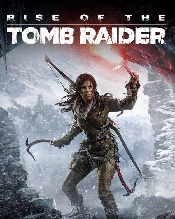 اکانت استیم بازی Rise Of The Tomb Raider