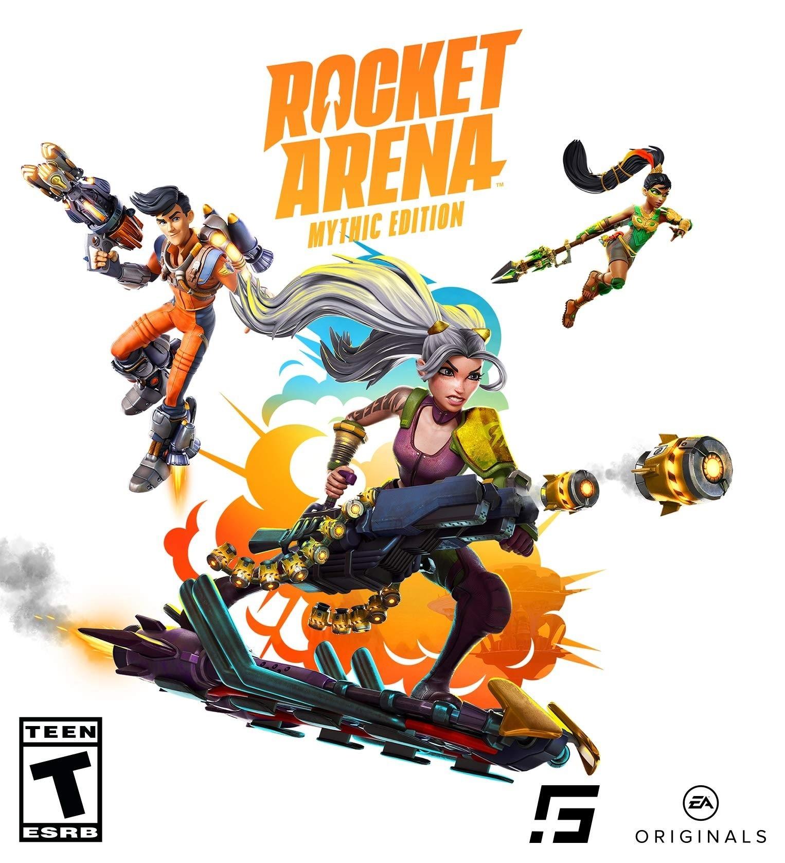 اکانت بازی Rocket Arena