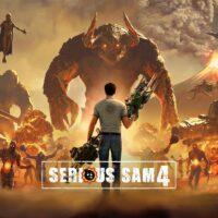 سی دی کی اریجینال استیم بازی Serious Sam 4