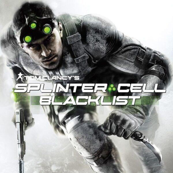 اکانت بازی Splinter Cell Blacklist