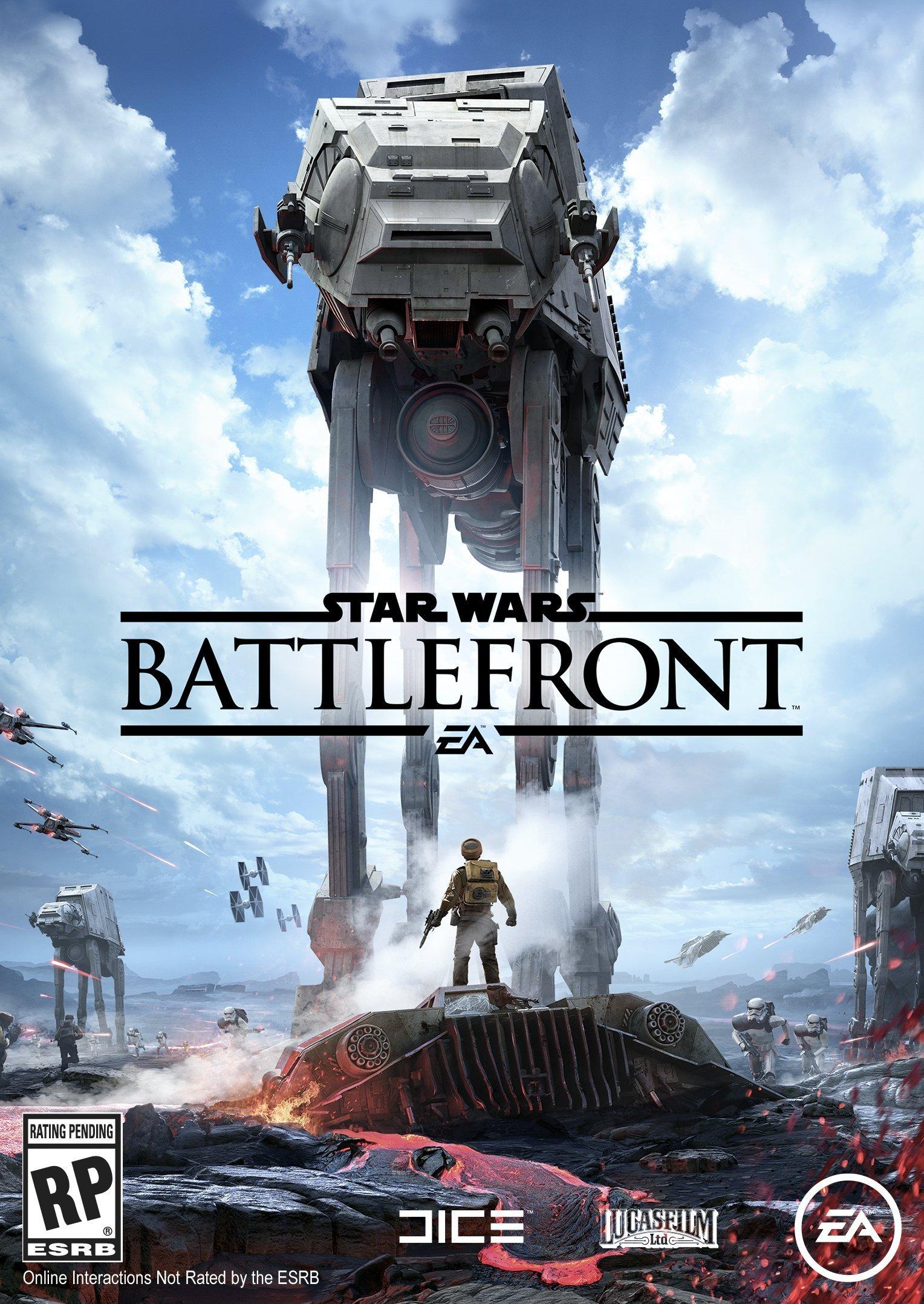 خرید اکانت بازی Star Wars Battlefront