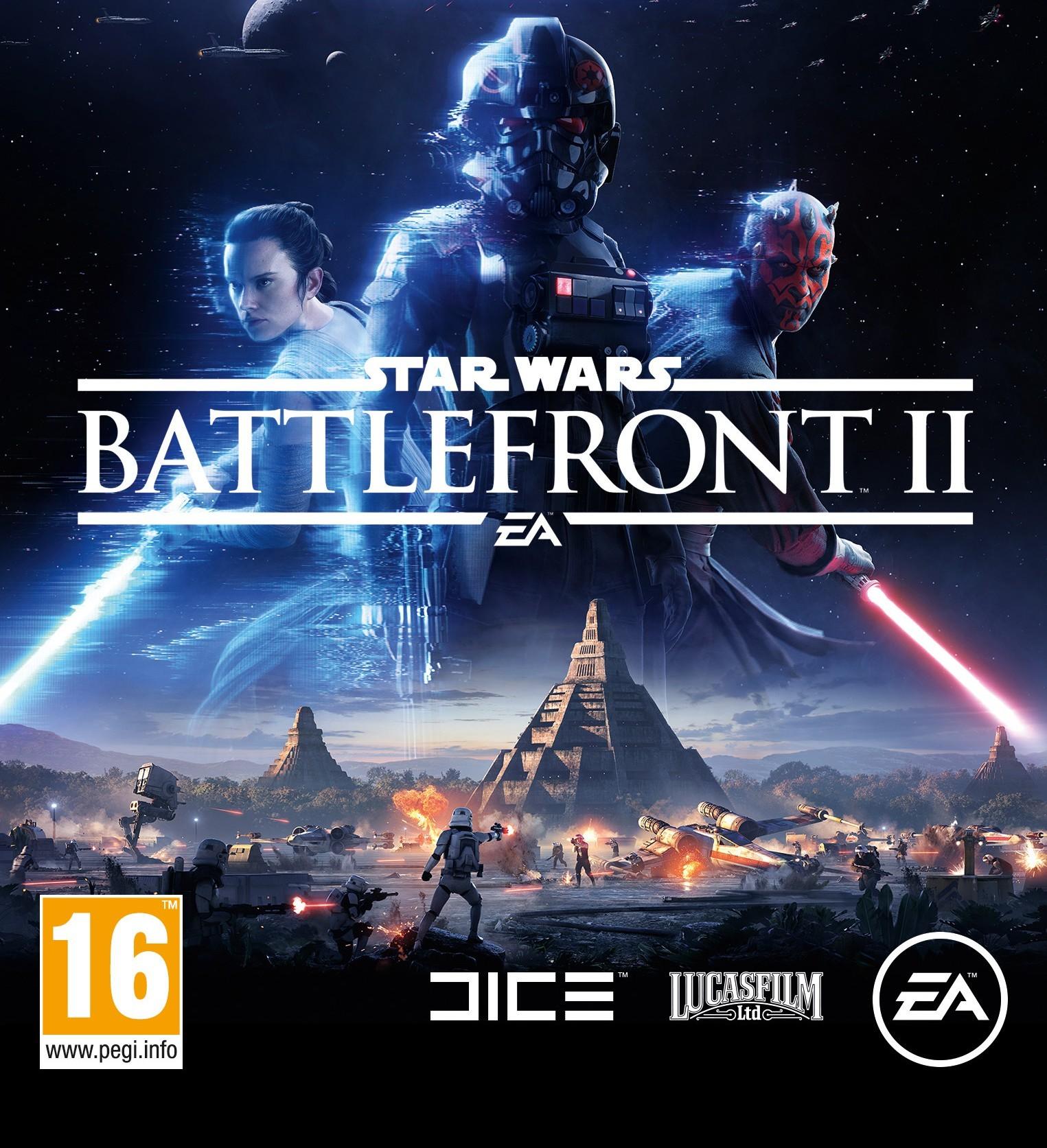 اکانت بازی Star Wars Battlefront II   با امکان تغییر ایمیل و پسورد