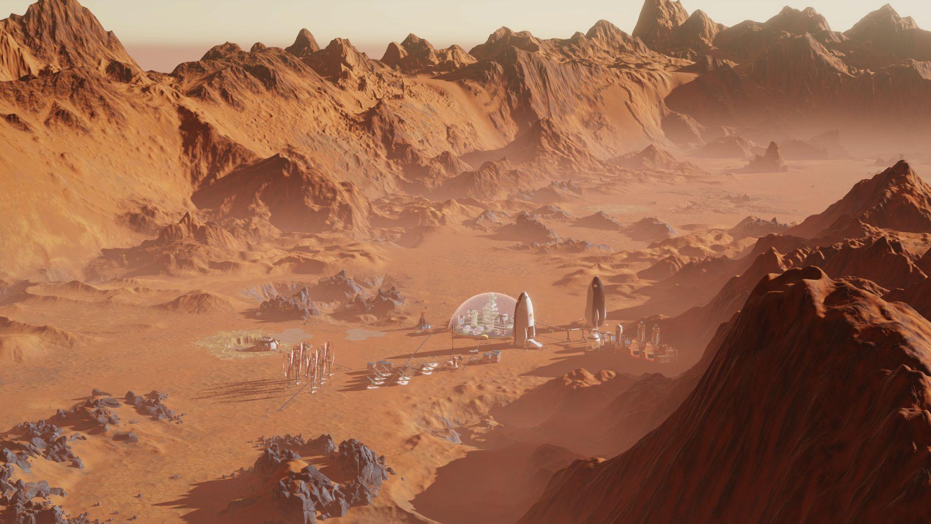 اکانت اریجینال استیم بازی Surviving Mars - Deluxe Edition | با ایمیل اکات
