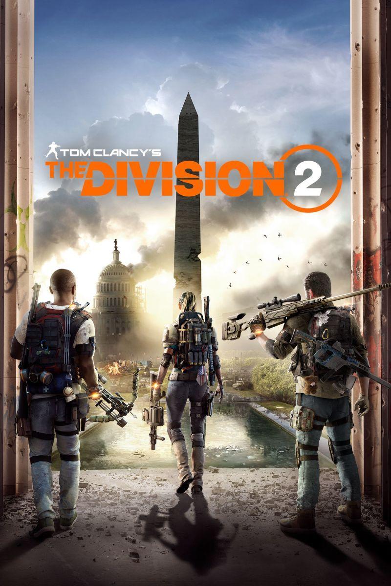 اکانت یوپلی بازی The Division 2