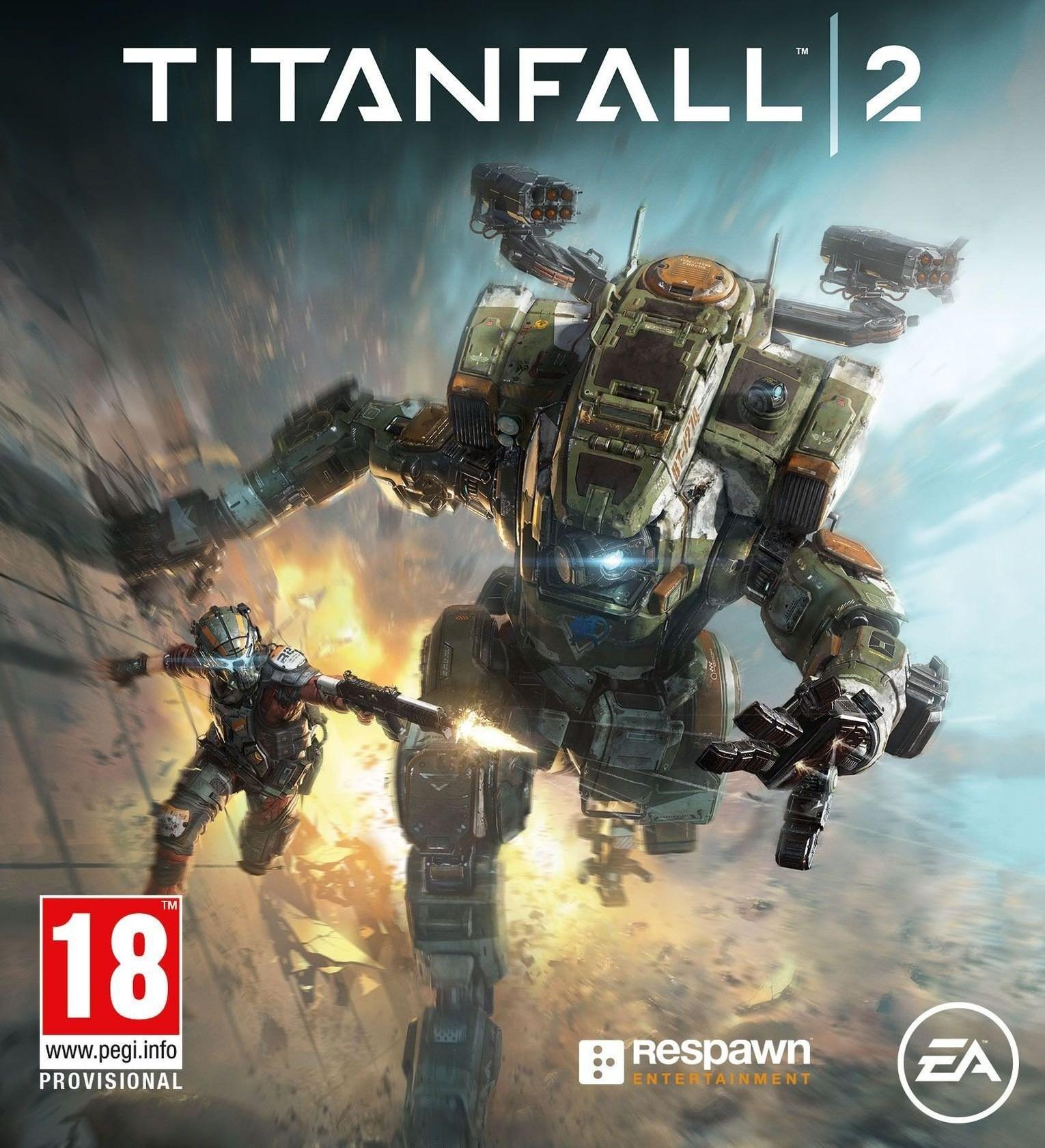 اکانت بازی Titanfall 2