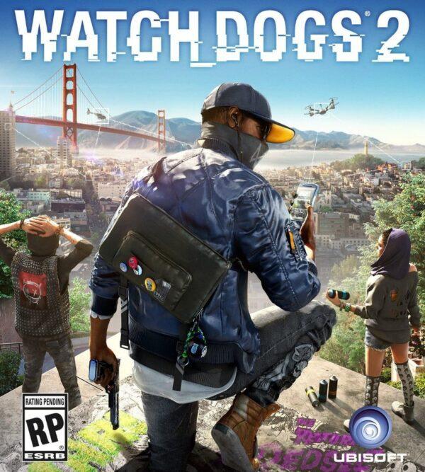 اکانت بازی Watch Dogs 2