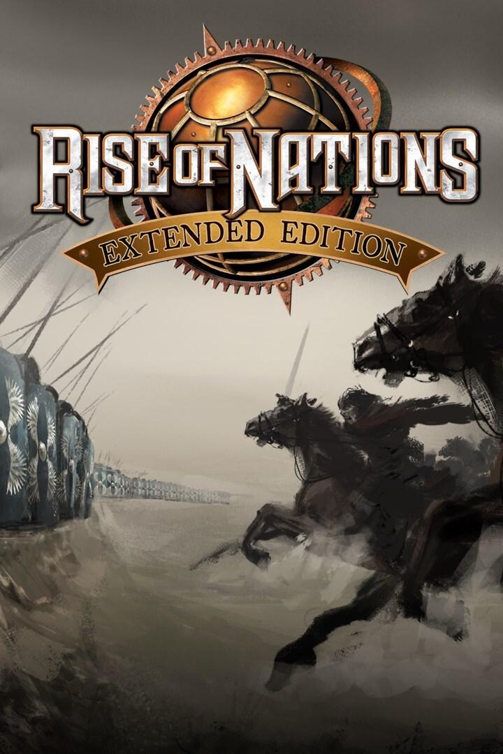اکانت اریجینال استیم بازی Rise Of Nations Extended Edition