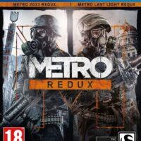اکانت قانونی بازی Metro Last Light Redux برای PS4 | ریجن امریکا