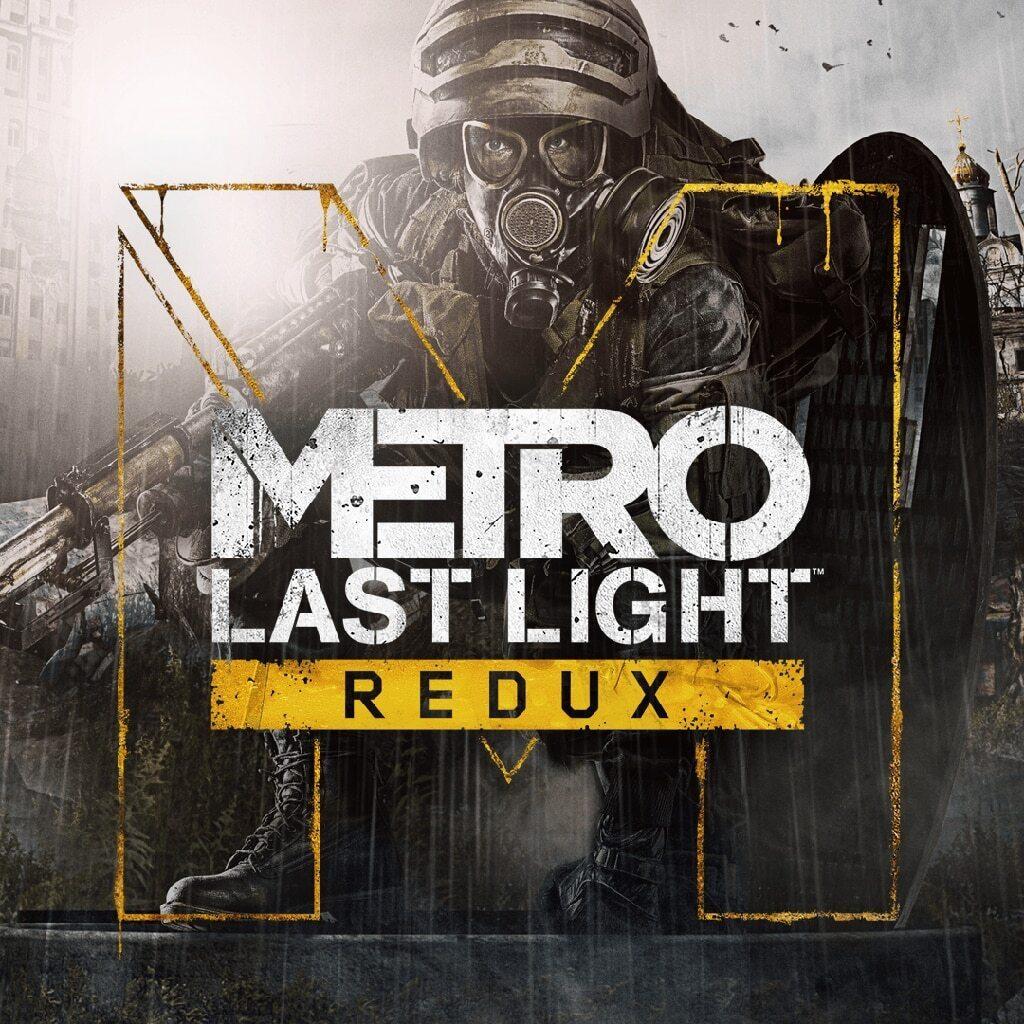 اکانت قانونی بازی Metro Last Light Redux برای PS4   ریجن امریکا