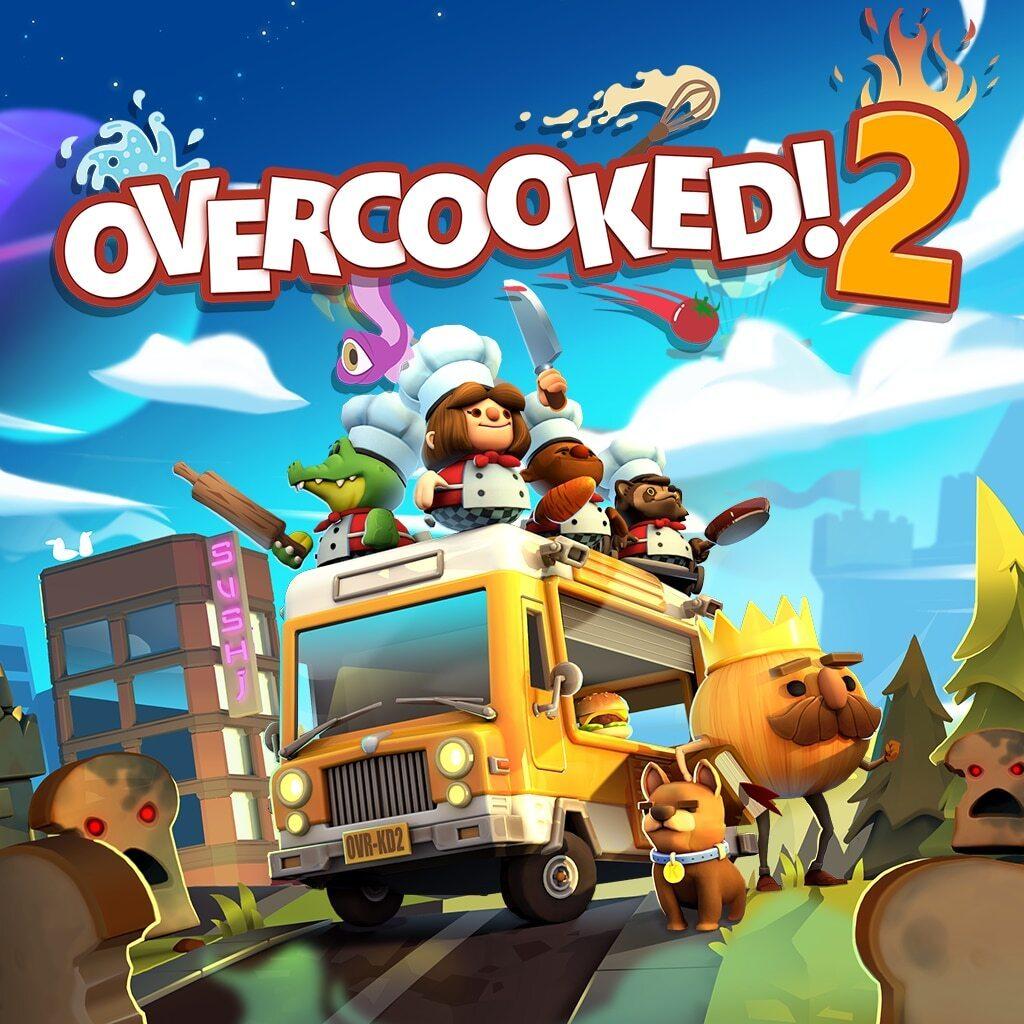 اکانت اریجینال بازی Overcooked! 2 | با ایمیل اکانت