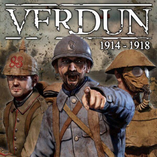 اکانت اریجینال بازی Verdun | با ایمیل اکانت