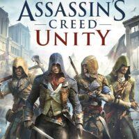سی دی کی اریجینال بازی Assassins Creed Unity