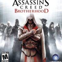 سی دی کی اریجینال یوپلی بازی Assassins Creed Brotherhood